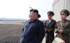 Lãnh đạo Triều Tiên giám sát thử nghiệm vũ khí chiến thuật mới