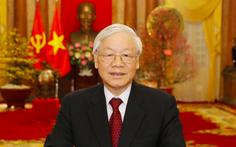 Tổng bí thư, Chủ tịch nước gửi điện mừng các lãnh đạo mới của Triều Tiên