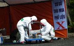 Nguồn phóng xạ hạt nhân nằm ở... tiệm phế liệu, xử lý thế nào?