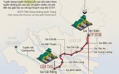 Bộ trưởng GTVT: Dự án đường sắt TP.HCM - Cần Thơ còn mù mờ tính khả thi