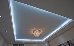 Đẹp mà độc với 4 cách trang trí nội thất bằng đèn LED dây