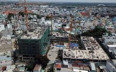 Mong công khai thông tin 124 dự án bất động sản hết 'đóng băng'