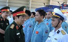 Bộ trưởng Ngô Xuân Lịch: 'Ổn định cuộc sống cho cả gia đình quân nhân'