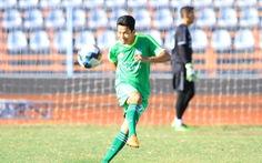 Nguyễn Văn Quân bị phạt 20 triệu, đình chỉ thi đấu đến hết lượt đi Giải hạng nhất 2019