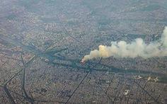 Thảm họa nhà thờ Đức Bà Paris: 'Không ngờ gỗ sồi già cháy nhanh thế'
