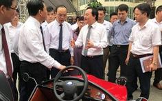 Bộ trưởng Phùng Xuân Nhạ: 'Nhiều sinh viên ra trường vẫn còn ngơ ngác'