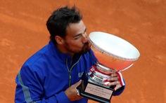 Fognini vô địch Giải Monte Carlo 2019