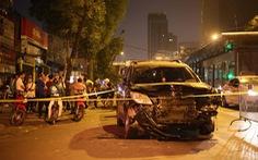 Bắt tài xế gây tai nạn liên hoàn làm 1 công nhân vệ sinh thiệt mạng