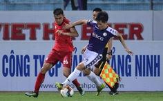 Vòng 6 V-League 2019: Điểm sáng và tối trên sân Hàng Đẫy