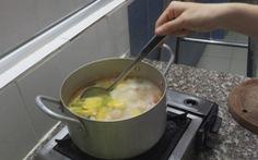 Nấu thức ăn trong nồi nhôm có gây ung thư thực quản?