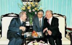 Đại sứ Israel gọi nguyên Chủ tịch nước Lê Đức Anh là 'anh hùng trong chiến tranh'