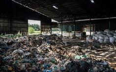 Việt Nam nhập khẩu rác từ Nhật nhiều nhất, nhập cả từ Thái Lan