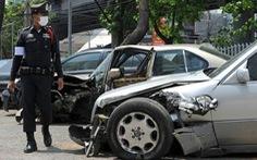 Thái Lan muốn xử người say lái xe theo tội giết người