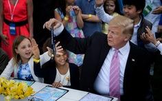 Ông Trump: 'Tôi chẳng phạm tội ác gì để bị luận tội'