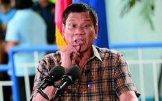 Tổng thống Duterte 'cảnh cáo' Canada: 'Rác của mấy người đang trở về đó!'