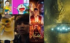 Doremon, Pikachu, Aladdin... đồng loạt trở lại khởi động mùa phim hè