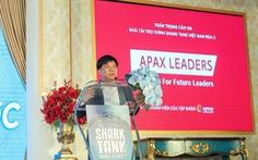 Apax Leaders tiếp tục đồng hành cùng Shark Tank Việt Nam mùa 3