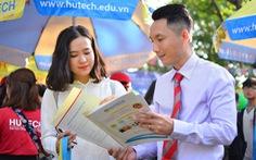 HUTECH nhận đăng ký xét tuyển học bạ từ 2-5