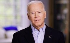 Ông Biden tranh cử tổng thống, ông Trump đá xoáy phe Dân chủ
