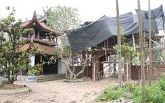 Phạt chùa Bối Khê 'bức hại' di tích và những bế tắc cũ rích