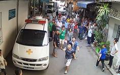 Đụng chạm tài xế xe cấp cứu, 5 bảo vệ Bệnh viện 115 nhập viện