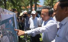 Quảng Nam đề xuất bố trí 700 tỉ đồng ngăn chặn sạt lở biển Cửa Đại