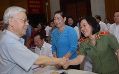 Tổng bí thư, Chủ tịch nước Nguyễn Phú Trọng sẽ sớm trở lại làm việc