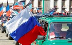 Dân ly khai miền đông Ukraine có thể xin cấp hộ chiếu Nga