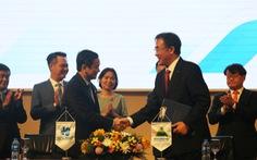 Hoà Bình ký hợp tác với Hyundai Elevator