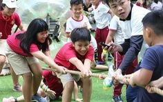 Cho trẻ trở về với thiên nhiên, học kỹ năng sinh tồn