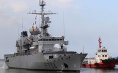 Trung Quốc tố tàu chiến Pháp 'xâm nhập trái phép' lãnh hải