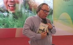'Ông Tây nước mắm' xuất hiện tại Hội chợ hàng Việt Nam chất lượng cao