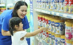 Vinamilk tiếp tục dẫn đầu cả 2 ngành hàng sữa