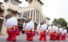 Vietjet 'diễu hành' tại Cần Thơ, chào 5 đường bay mới