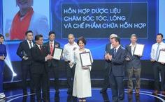 Sao Thái Dương được xướng tên tại Cuộc thi Sáng chế 2018