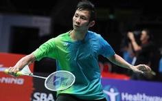 Tiến Minh suýt gây 'sốc' trước tay vợt số 1 thế giới