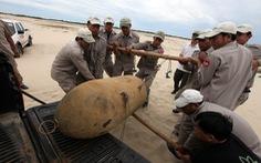 Rà phá bom mìn sau chiến tranh: Phải mất thêm hàng trăm năm