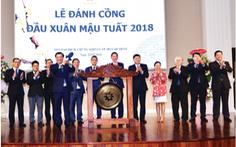 Khối ngoại chi 1,87 tỉ USD mua chứng khoán Việt Nam năm 2018