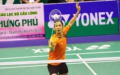 Giải cầu lông vô địch châu Á 2019: Tuổi 36, Tiến Minh lần đầu vào bán kết