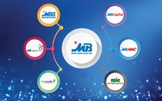 MB vững vàng với mô hình tập đoàn tài chính đa năng