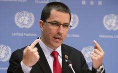 Mỹ trừng phạt bộ trưởng ngoại giao Venezuela