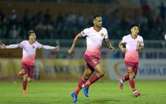 Hà Đức Chinh dự bị, SHB Đà Nẵng thua Sài Gòn 1-3