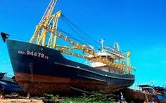 Công ty đóng tàu vỏ thép 'chưa bàn giao đã hư hỏng' kiện ngược chủ tàu