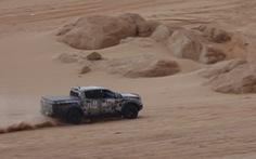 33 xe địa hình so tài trên hoang mạc Mũi Dinh