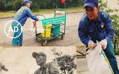 Người nước ngoài đến nhặt rác giúp, chủ nhà có thấy kỳ không?