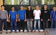 Bắt 3 nghi phạm truy nã trong đường dây tín dụng đen Nam Long