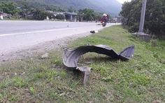 Va chạm giữa xe máy và ôtô do chiến sĩ biên phòng lái, 2 người chết