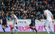 HLV Incheon Utd khen Công Phượng sau trận đá chính đầu tiên