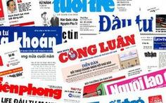Các cơ quan báo chí sẽ được sắp xếp ra sao?