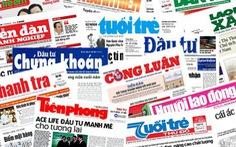 Hà Nội, TP.HCM hoàn thành đề án sắp xếp báo chí trong năm 2019